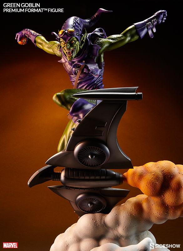 Latest Articles - Sideshow Premium Format Green Goblin Green Goblin Hot Toys