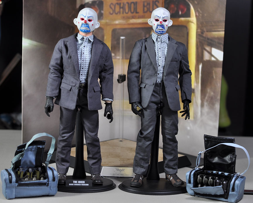 Latest Articles Re Hot Toys Mms 249 The Joker Bank