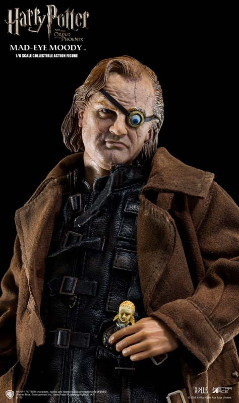 [Star Ace Toys] Harry Potter and the Order of the Phoenix: Mad-Eye Moody Mad-eye-01