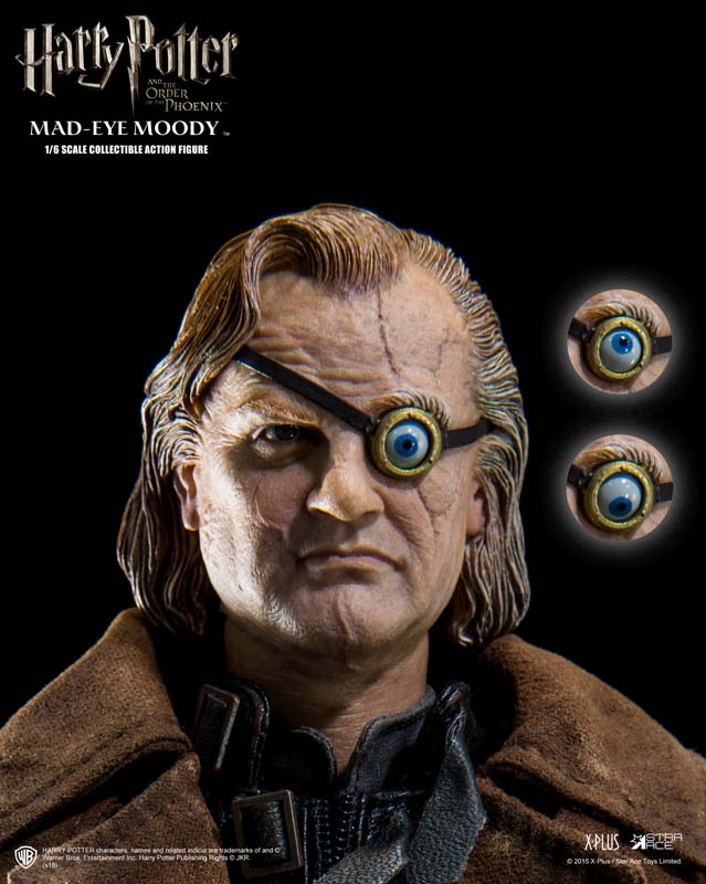 [Star Ace Toys] Harry Potter and the Order of the Phoenix: Mad-Eye Moody Mad-eye-07