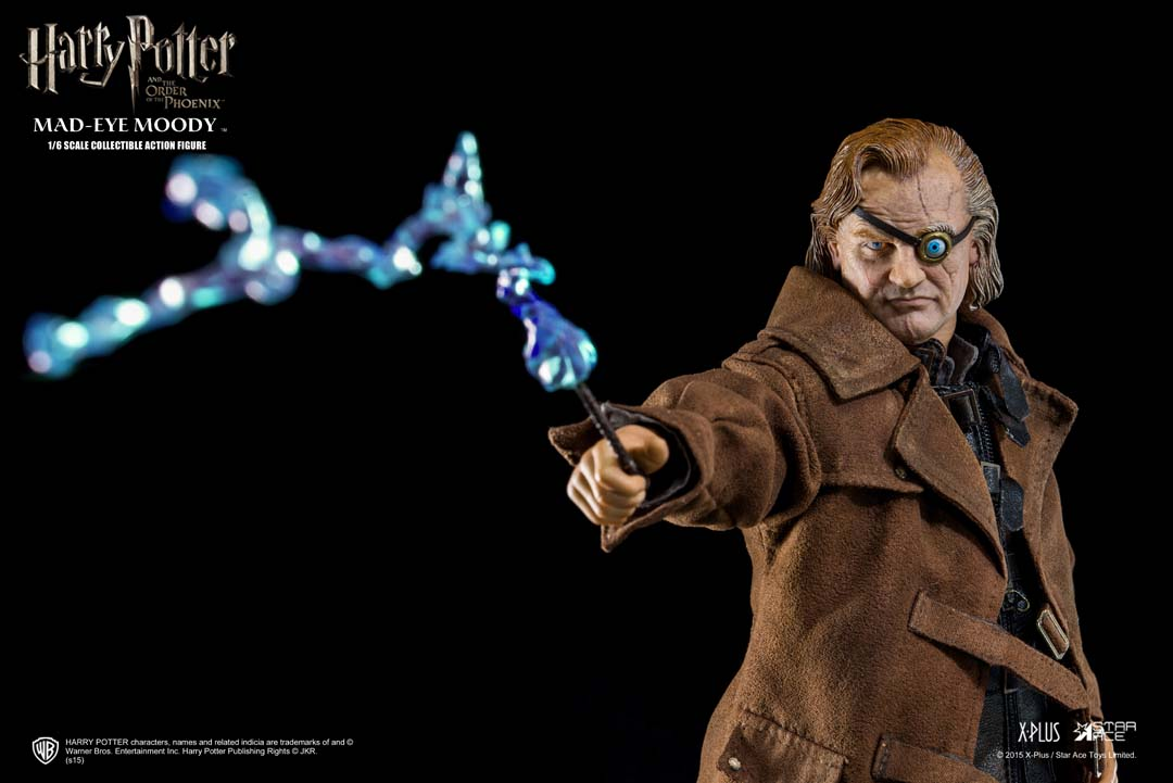 [Star Ace Toys] Harry Potter and the Order of the Phoenix: Mad-Eye Moody Mad-eye-10