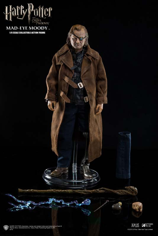 [Star Ace Toys] Harry Potter and the Order of the Phoenix: Mad-Eye Moody Mad-eye-11