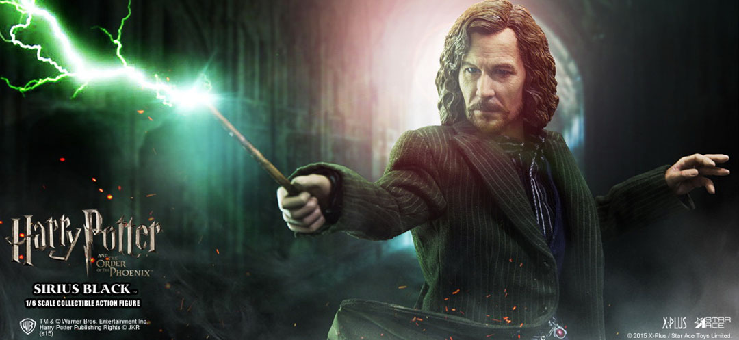 [STAR ACE TOYS] Harry Potter - Sirius Black Banner_sirius