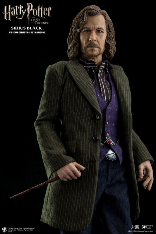 [STAR ACE TOYS] Harry Potter - Sirius Black Sirius004