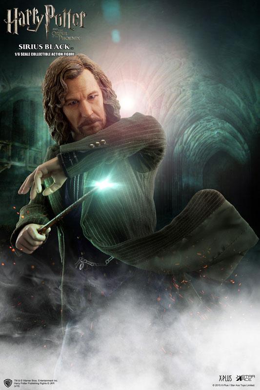 [STAR ACE TOYS] Harry Potter - Sirius Black Sirius005