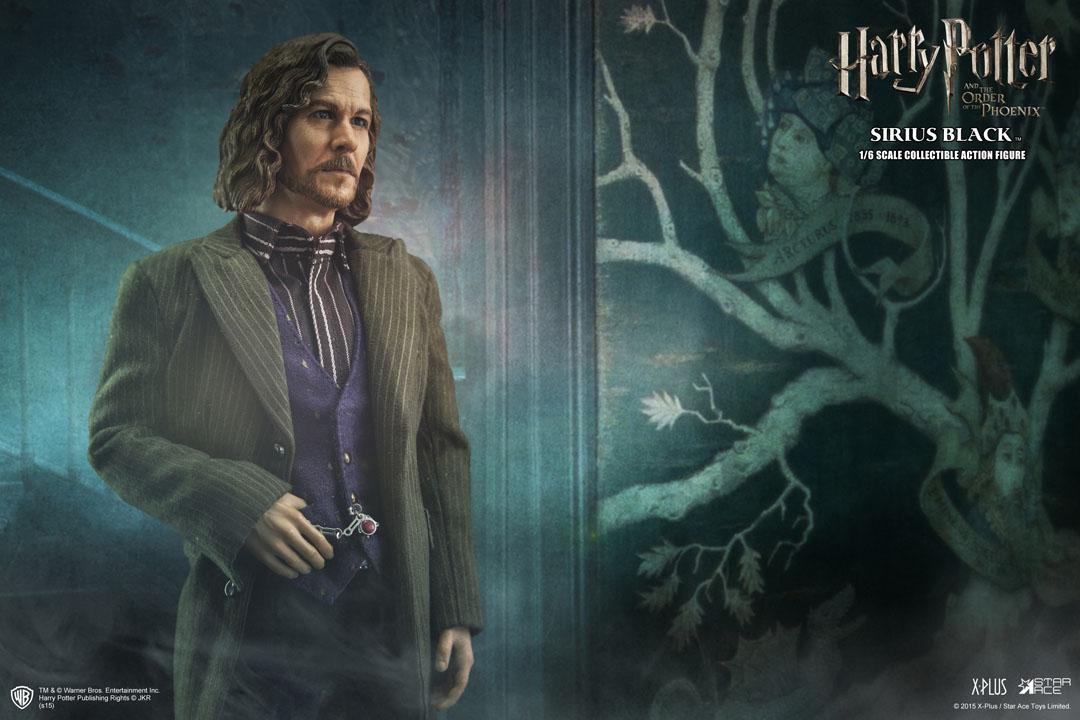 [STAR ACE TOYS] Harry Potter - Sirius Black Sirius006