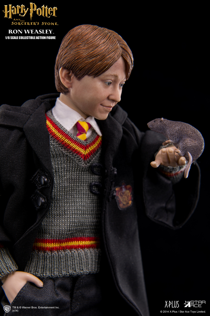 [Star Ace] Harry Potter and the Sorcerer's Stone - Ron Weasley 1/6 scale Ron02