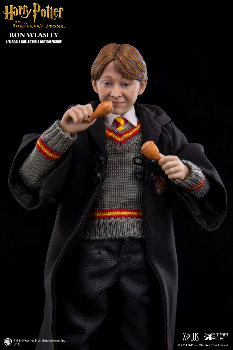 [Star Ace] Harry Potter and the Sorcerer's Stone - Ron Weasley 1/6 scale Ron04