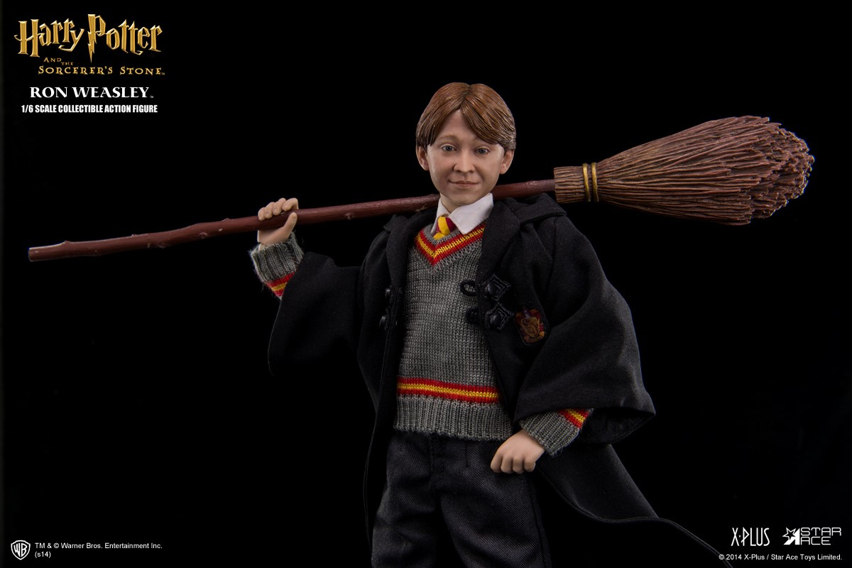 [Star Ace] Harry Potter and the Sorcerer's Stone - Ron Weasley 1/6 scale Ron05-1