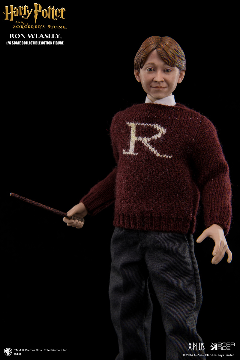 [Star Ace] Harry Potter and the Sorcerer's Stone - Ron Weasley 1/6 scale Ron06