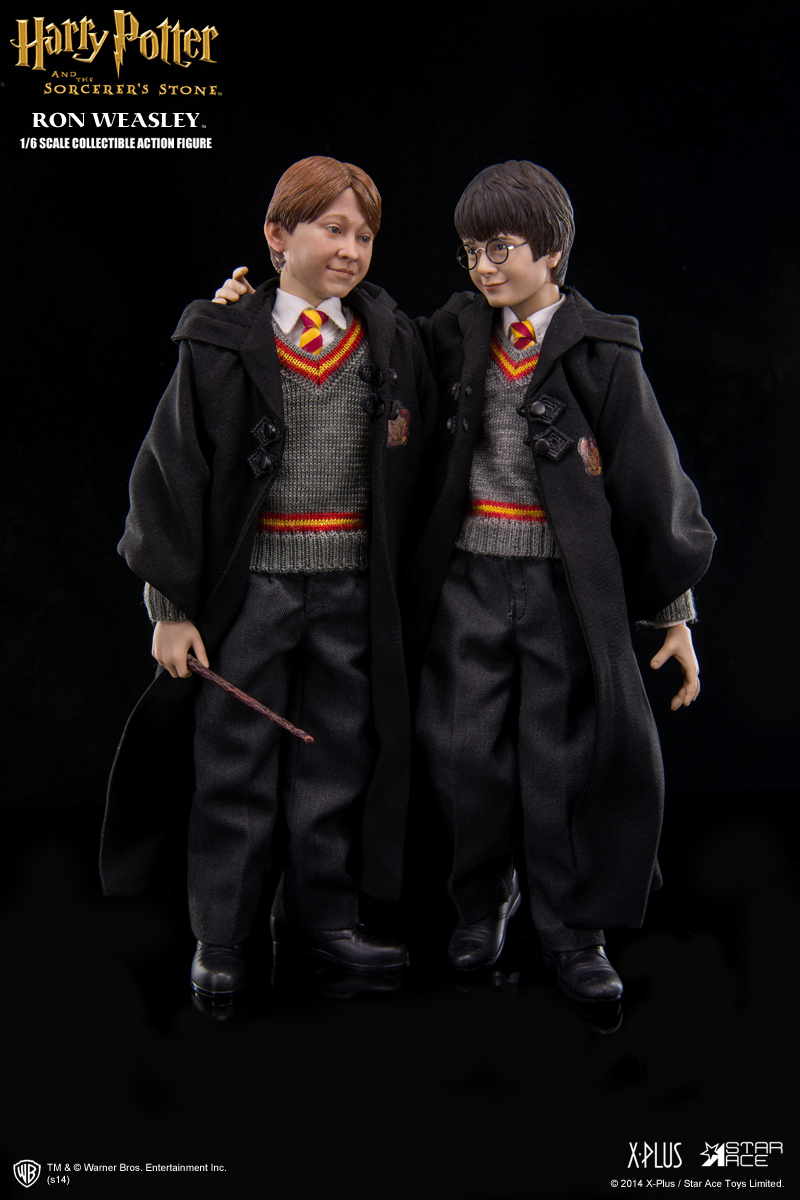 [Star Ace] Harry Potter and the Sorcerer's Stone - Ron Weasley 1/6 scale Ron07