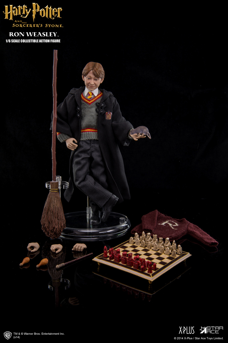 [Star Ace] Harry Potter and the Sorcerer's Stone - Ron Weasley 1/6 scale Ron09