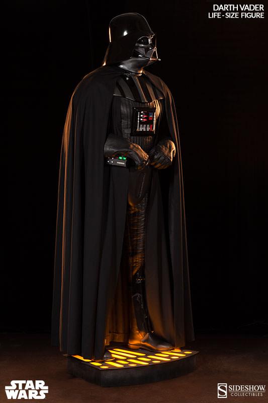 Darth Vader Life-Size Figure - GeekAlerts